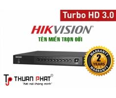 ĐẦU GHI HÌNH 8 KÊNH TURBO HD 3.0 HIKVISION DS-7208HQHI-F1/N