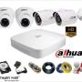 Bộ Camera HD-CVI Dahua Độ nét HD720P (1.0MP)